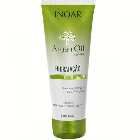 Condicionador Bisnaga Argan Oil Inoar