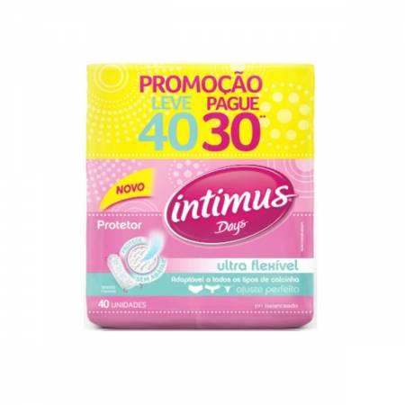 Protetor Diário Intimus Days Flexível