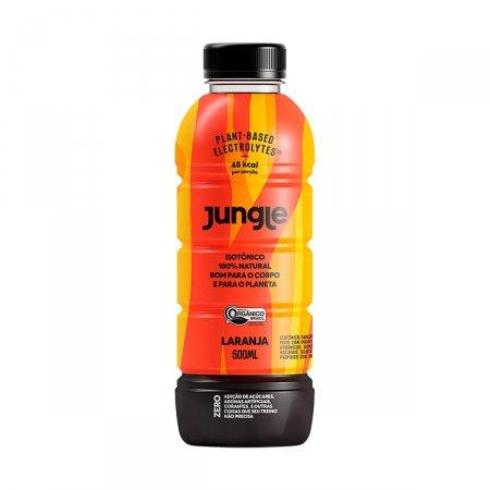 Isotônico Jungle Sabor Laranja com 500ml