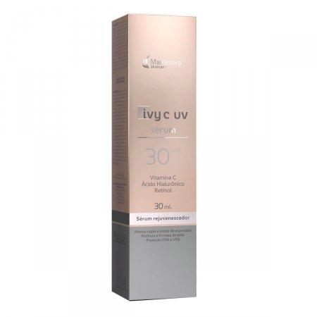 Sérum Rejuvenescedor Ivy C UV