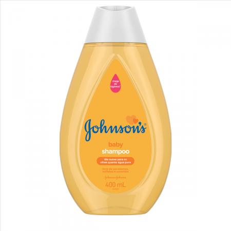 Shampoo Infantil Johnson's Baby Regular