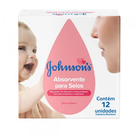 Absorventes Para Seios Johnson's