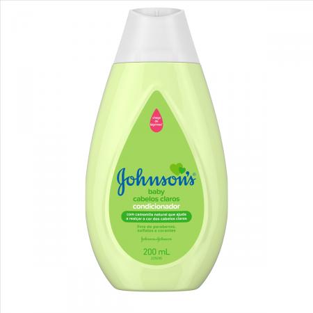 Condicionador Johnson's Baby Cabelos Claros