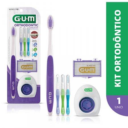 Kit Dental G.U.M Orthodontic