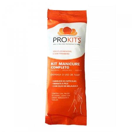 Kit Manicure Completo Prokits com 1 Unidade