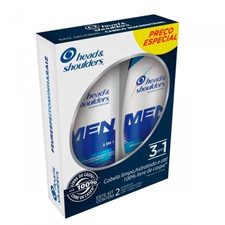 Shampoo + Condicionador de Cuidados com a Raiz Head & Shoulders Men 3 em 1