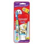 Kit Colgate Escova Dental Infa... Kit Colgate Escova Dental Infantil Minions + Creme Dental Infantil Minions