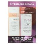 Kit Gel-Creme Clareador Profus... Kit Gel-Creme Clareador Profuse Clair + Gel de Limpeza Facial Nutrel