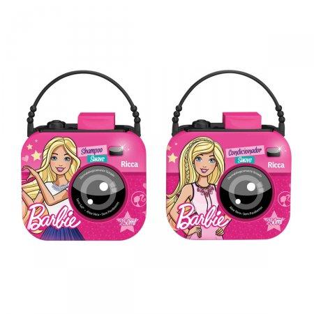kit Shampoo Barbie Aloe Vera + Condicionador