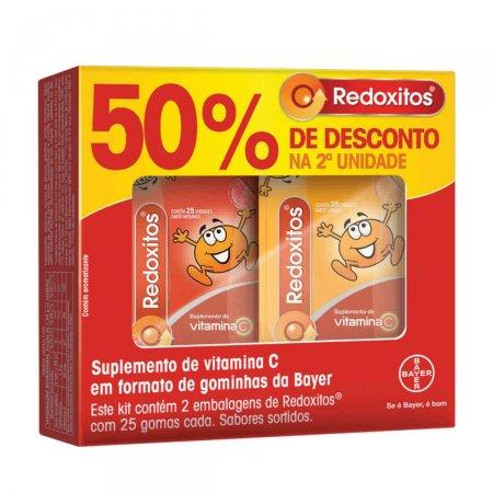 Kit Suplemento de Vitamina C Redoxitos