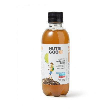 Bebida Kombucha Nutrigood Mate com Limão 300ml