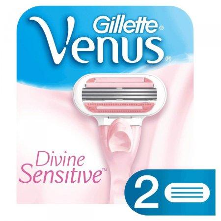 Carga Para Aparelho De Depilar Gillette Venus Divine