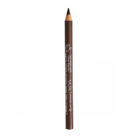 Lápis para Olhos Vult Make Up Marrom Neutro