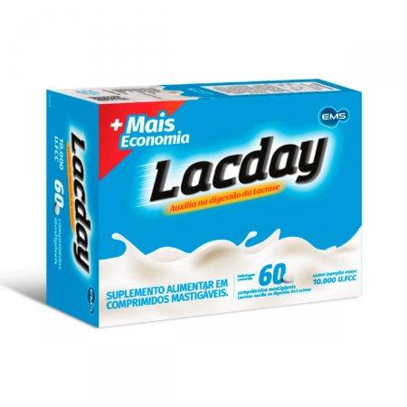 Lacday com 60 Comprimidos |