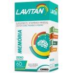 Lavitan Memória Cimed 60 Comprimidos Revestidos