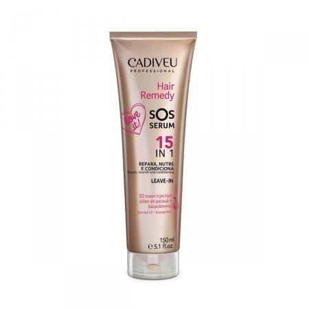 Leave-In Cadiveu Hair Remedy SOS Serum 15 em 1 150ml  