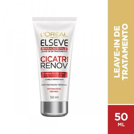 Leave-In L'Oréal Elseve Cicatri Renov com 50ml