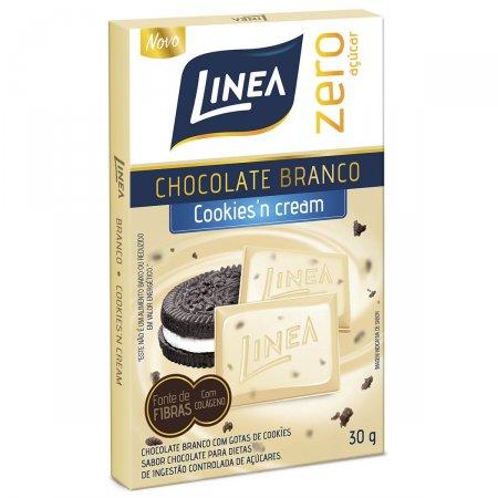Chocolate Branco Cookies N' Cream Linea