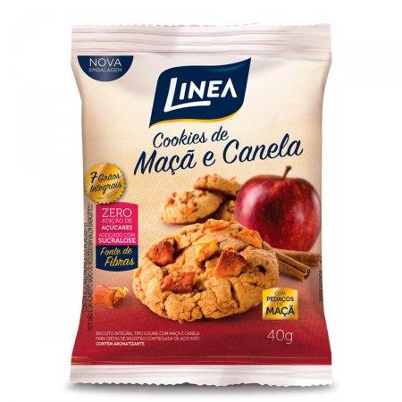 Cookies com Maçã e Canela