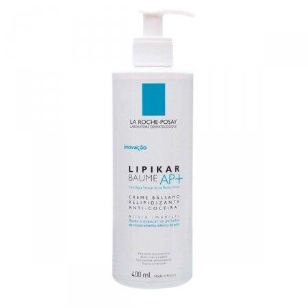 Hidratante Corporal La Roche-Posay Lipikar Baume AP+ com 400ml