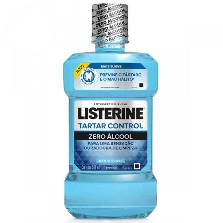 Antisséptico Bucal Listerine Tartar Control Zero