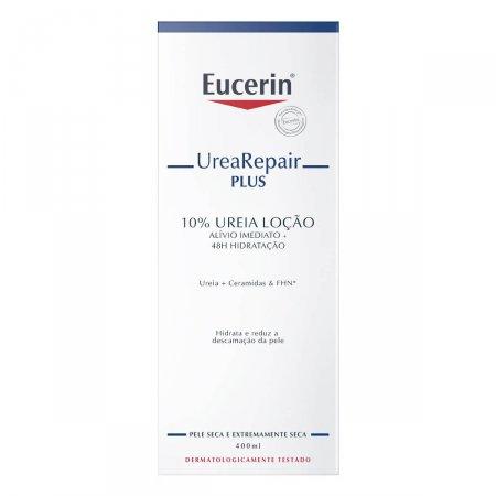 Loção Eucerin UreaRepair Plus 10% Uréia 400ml