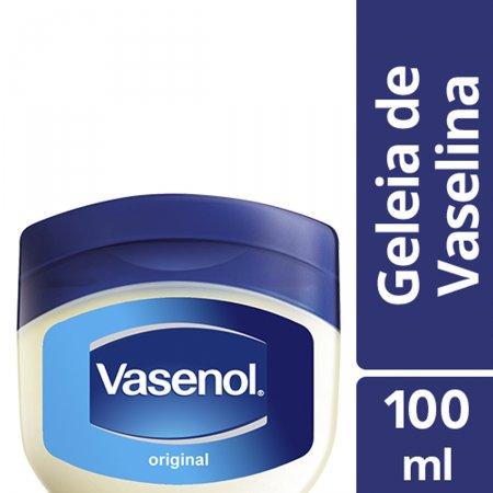 Loção Hidratante Vasenol Geléia de Vaselina