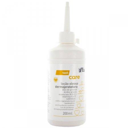Loção Oleosa Dermoprotetora Needs Care com 200ml