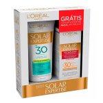 Kit Protetor Solar L´oréal FPS30 + Protetor Solar Facial L´oréal FPS30 1 Unidade