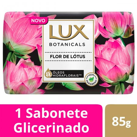Sabonete em Barra Lux Botanicals Flor de Lótus