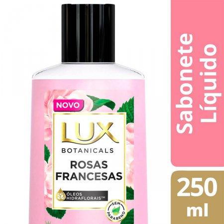 Sabonete Líquido Lux Botanicals Rosas Francesas