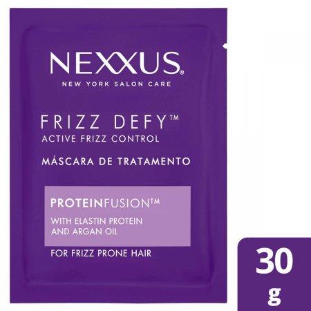 Máscara de Tratamento Nexxus Protein Fusion Frizz Defy