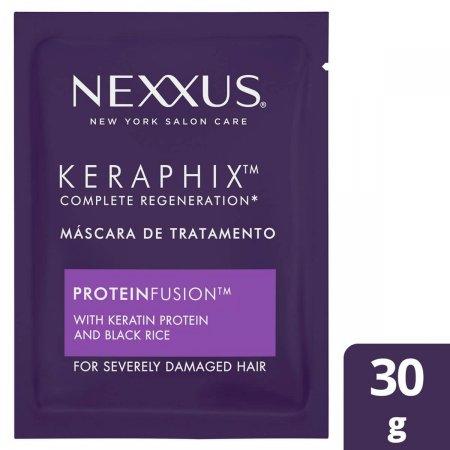 Máscara de Tratamento Nexxus Keraphix Protein Fusion