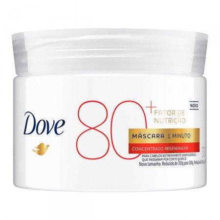 Máscara de Tratamento Dove Fator de Nutrição 80+
