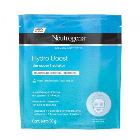 Máscara Facial Neutrogena Hydrogel