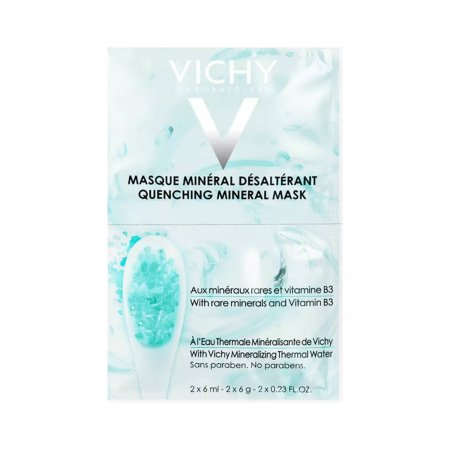 Máscara Mineral Vichy Duo Reequilibrante