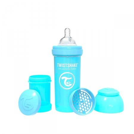 Mamadeira Twistshake Anti-Cólica Azul