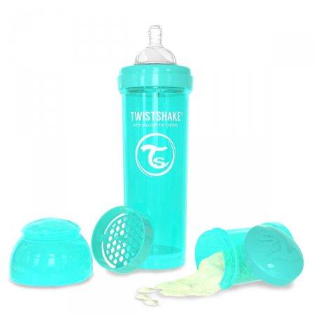 Mamadeira Twistshake Anti-Cólica Turquesa