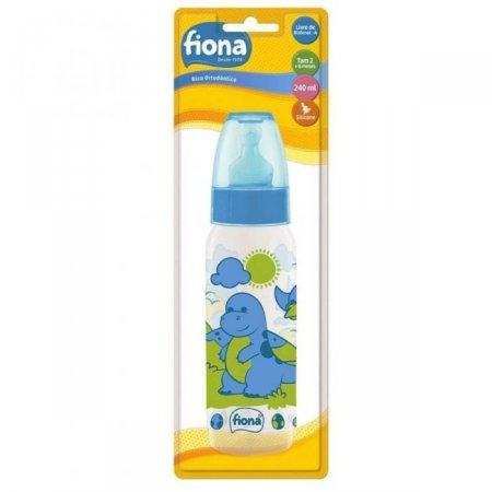 Mamadeira Fiona Desenhos Azul