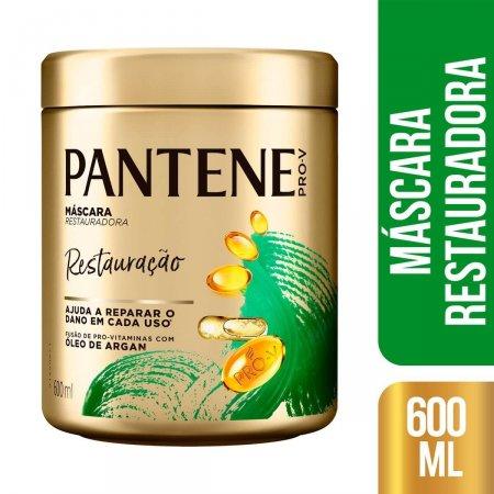 Máscara Hidratante Pantene Restauração com 600ml