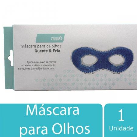 Máscara para Olhos Quente & Frio Needs