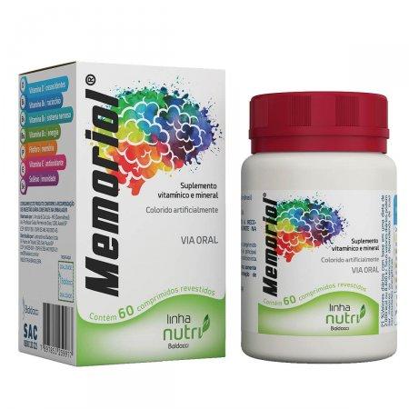 Memoriol Suplemento Vitamínico Mineral