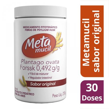 Metamucil Sabor Original
