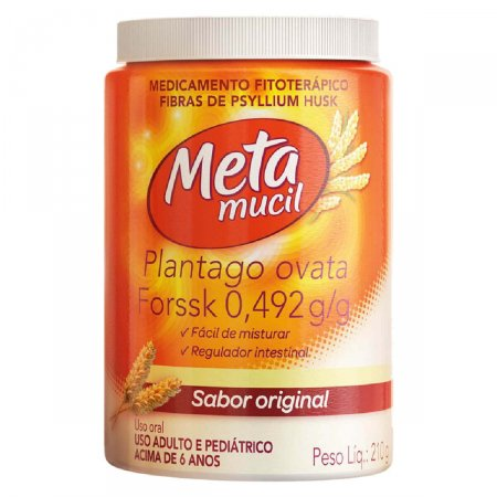 Metamucil Sabor Original