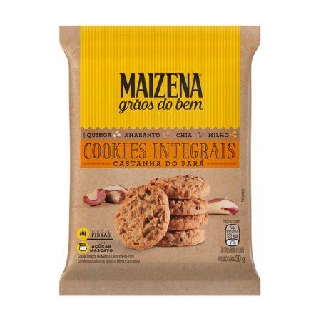 Mini Cookie Integral de Castanha-do-pará Grãos do Bem