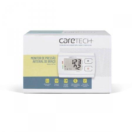 Monitor de Pressão Arterial de Braço CareTech KD-558