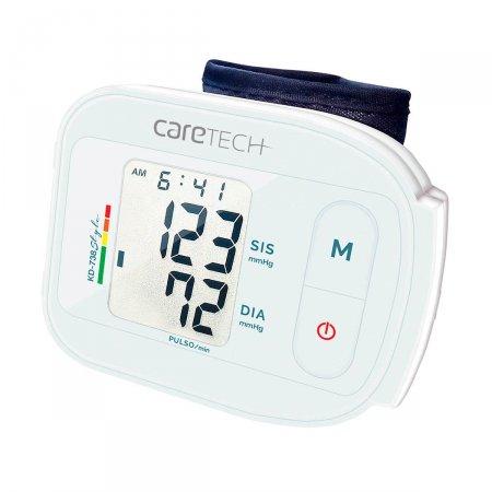 Monitor de Pressão Arterial de Pulso Caretech KD-738 com 1 Unidade