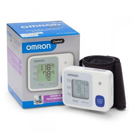 Monitor de Pressão Arterial de Pulso Omron Control HEM-6124
