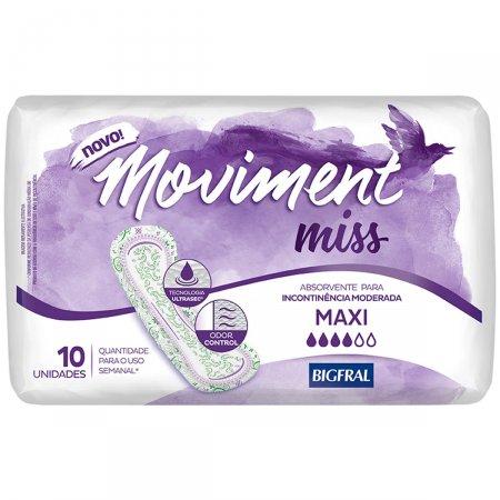 Absorvente Miss Moviment Maxi