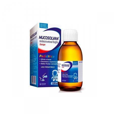 Mucosolvan 15mg/5ml